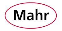 Mahr - logo